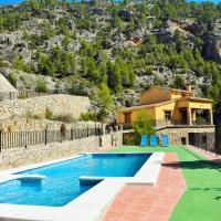 Casas Rurales Mirador del Rio Zumeta, hotel en Santiago de la Espada