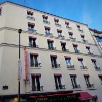 Hôtel D'Anjou, hotel in Levallois-Perret