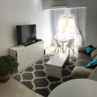 An apartment with 2 two bedrooms in Gandia center, near Old Town