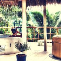 Retro Mountain Koh Phangan Lodge