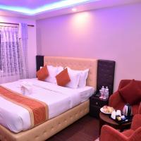Marinha Airport Hotel, hôtel à Katmandou près de: Aéroport international Tribhuvan de Katmandou - KTM