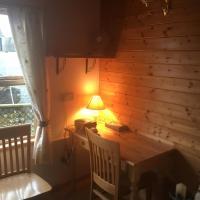 Burn cottage cabin