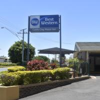 Best Western Cattle City Motor Inn, hotel em Rockhampton