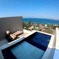 Bukit Pool Suites Gili Gede, hotel in Gili Gede