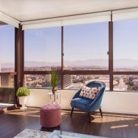Downtown LA 27th Floor Cosmopolitan Penthouse Suites