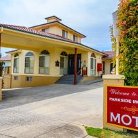 Lithgow Park Side Motor Inn, hotel in Lithgow
