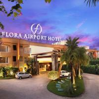 Flora Airport Hotel and Convention Centre Kochi, hotel in Nedumbassery