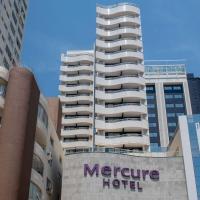 Mercure Camboriu, hotel en Balneário Camboriú