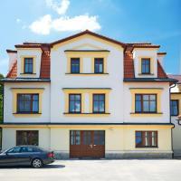 Vila Encore, hotel in Valašské Meziříčí