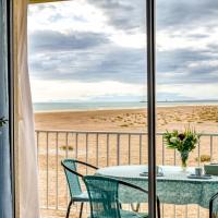 Arcadia Appartement - Vue sur Mer, hotel in Gruissan