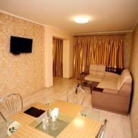 Poltava luxury apartments Almazniy trade center