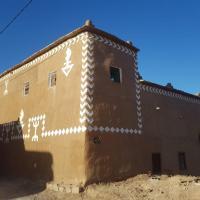 Riad Assia, hotel en Foum Zguid