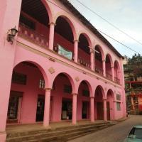 Hotel Jardín, hotel en Mineral de Angangueo