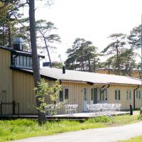 Gotlands Idrottscenter, hotell i Fårösund