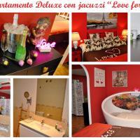 APARTAMENTO DELUXE CON JACUZZI LOVE FOR TWO