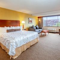 Executive Inn by the Space Needle, hotel in South Lake Union, Seattle