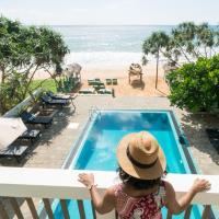 At Ease Beach Hotel, hotel in Hikkaduwa
