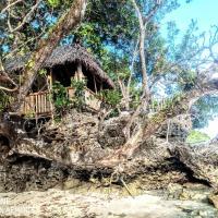 Island reef bungalow, hotel in Port Olry