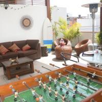 Barranco Wasi, hotel in Barranco, Lima