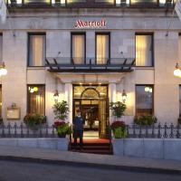 Quebec City Marriott Downtown – hotel w mieście Quebec City