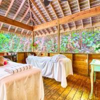 Red Frog Beach Island Resort, hotel in Bastimentos