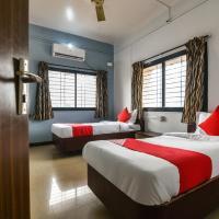 OYO 61080 Hotel Shree Gurunanak Lodge, hotel in Ambajogai