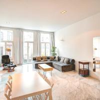 Deluxe Three Bedroom Apartment in the Heart of Antwerp