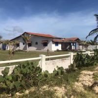 Casa de charme e aconchego a beira-mar em Graçandu RN, hotel in Extremóz