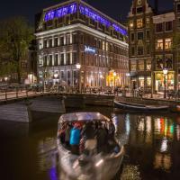 Radisson Blu Hotel, Amsterdam City Center, hotel i Amsterdam