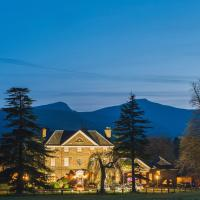 Peterstone Court Country House Restaurant & Spa, hotel in Brecon
