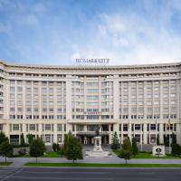 JW Marriott Bucharest Grand Hotel, hotel in Bucharest