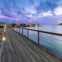 Aga Reef Resort and Spa, hotel in Lalomanu