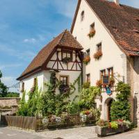 Burghotel, Hotel in Rothenburg ob der Tauber