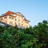 Hotel Bretagne, hotel in Hornbæk