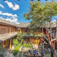 Yunsen Nice View Resort、麗江市のホテル
