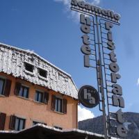 Hotel Adamello, hotel in Temù