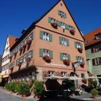 Hotel Eisenkrug, hotel in Dinkelsbühl