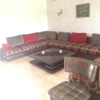 House with 3 bedrooms in Bouznika, with wonderful lake view, shared pool and furnished garden - 50 m from the beach