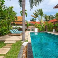 Villa Mima-Beach Access-4BDR-Rooftop
