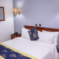 Hôtel Prince De Galles, hotel in Douala