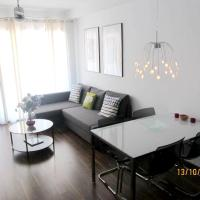 Apartment with one bedroom in Oliva with furnished terrace and WiFi 2 km from the beach
