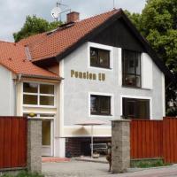 PensionEu, hotel a Ostrov