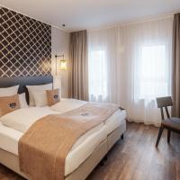 the niu Mesh, hotel u Štutgartu