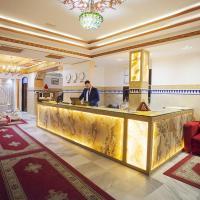 Hotel Mamora Tanger, hotel en Tánger
