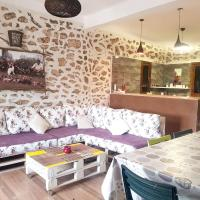 House with 2 bedrooms in El Jadida with wonderful mountain view enclosed garden and WiFi 25 km from the beach