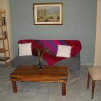 Ground Apartment in Messini, отель в городе Мессини