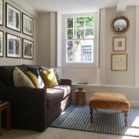 Fabulous Apartment in Historic House in St Aubin, hotel in Saint Aubin