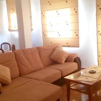 Apartment with 2 bedrooms in Garrucha with wonderful city view 400 m from the beach