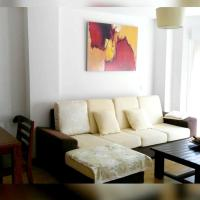 Apartment with 4 bedrooms in Trujillanos with wonderful city view and terrace, hotel in Trujillanos