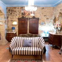 Studio in Piazza Armerina with wonderful city view and WiFi